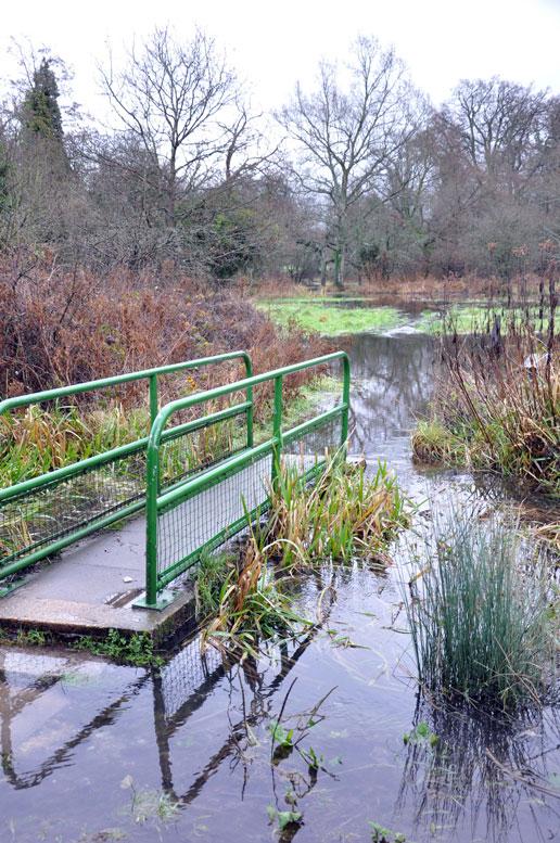 Cassiobury Park, Watford