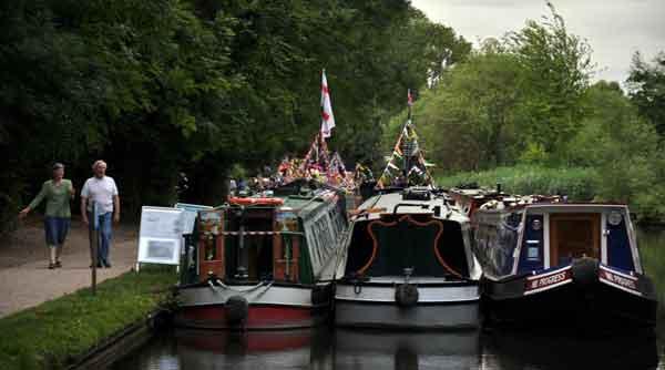 Canal Festival, Cassiobury Park