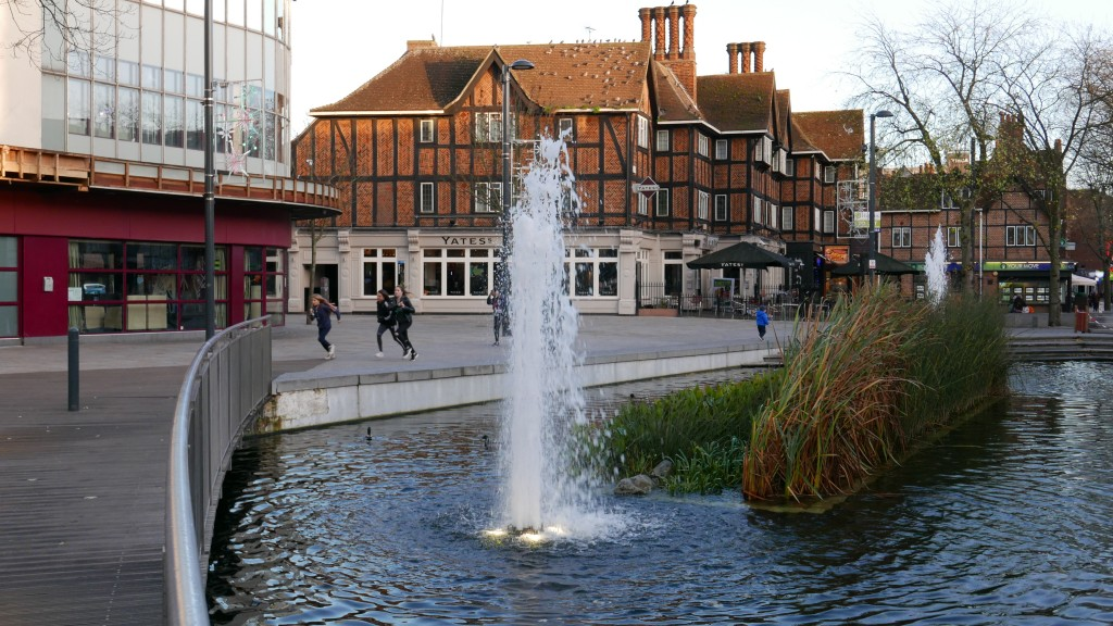 Watford Town Centre