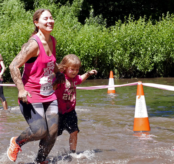 Cassiobury Fun Run, Watford