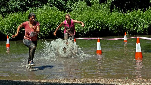 Cassiobury Fun Run, Watford